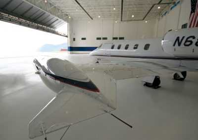 LEARJET 35 WING FLAP